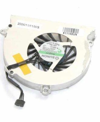 """CPU blæser - Genbrugt (MacBook 13"""" Black/White late 2006/Mid 2007)-653"""