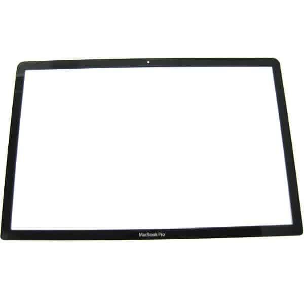 """Frontglas - Ny (MacBook Pro 17"""" Unibody 2009/2010/2011)-1006"""