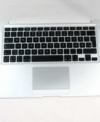 "Top case med DK tastatur - Grade-A (MacBook Air 13"" Early 2008)-1054"