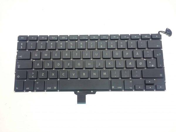 MacBook tastatur DK