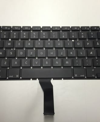 "macBook air 13"" DK tastatur"