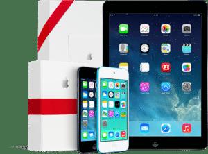 Julegaveideer - iPhone ogh iPad